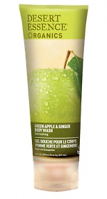 Green Apple and Ginger Body Wash
