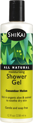 Moisturizing shower gels - Cucumber Melon