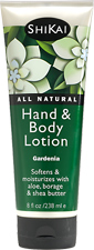 Natural hand & body lotions - Gardenia